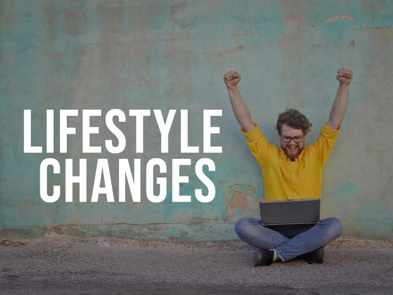 Lifestyles Changes For Success