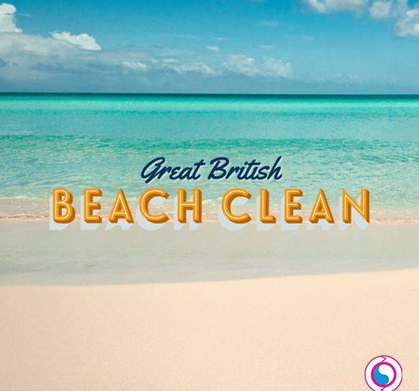 The Great British Beach Clean 2021