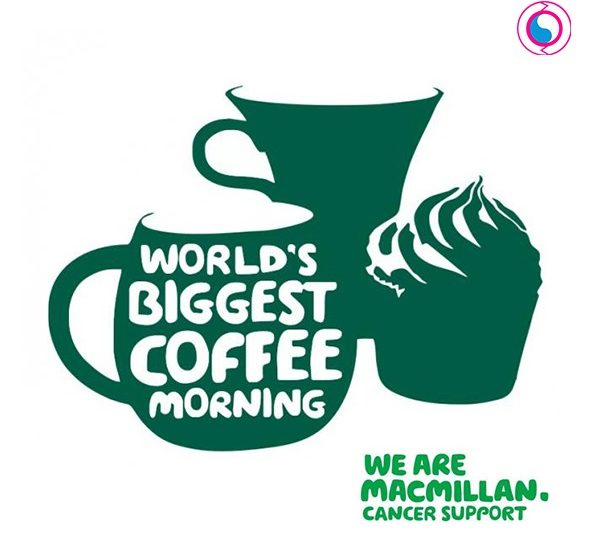 The World's Biggest Coffee Morning 2021 (Macmillan Cancer Support)
